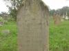 Voortrekker Cemetery East grave William Edmonds 1888 and Jane 1926