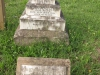 Voortrekker Cemetery East grave  William Lyttle 1910 Natal Police and daughter Kathleen 1953