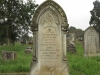 Voortrekker Cemetery East grave  William Upfold 1902 and children