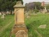 Voortrekker Cemetery East grave  james Hodgson 1872