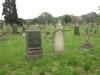 Voortrekker Cemetery East graves Milne & Moir