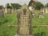 Voortrekker Cemetery East grave Ann Beechey 1878