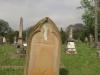 Voortrekker Cemetery East grave  Ann Whiting 1889
