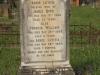 Voortrekker Cemetery East grave  Annie, James & Francis Bird & Annie