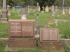 Voortrekker Cemetery East grave  Annie Stacey 1941