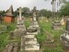 Voortrekker Cemetery East grave  Arthur & Georgiana Shepstone