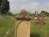 Voortrekker Cemetery East grave  Bertie Harwin 1877
