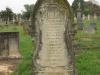 Voortrekker Cemetery East grave  Cecil Clarke 1911
