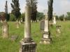 Voortrekker Cemetery East grave  Edward George Mendenhall 1923