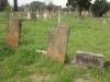 Voortrekker Cemetery East grave  Eliza & John .... house