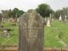 Voortrekker Cemetery East grave  Elizebeth Markham 1873