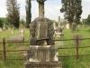 Voortrekker Cemetery East grave  George Denby