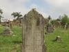Voortrekker Cemetery East grave  Hannah Gidlund 1917