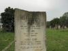 Voortrekker Cemetery East grave J Butterfield 1892