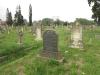 Voortrekker Cemetery East grave  Jane Suttie 1943