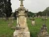 Voortrekker Cemetery East grave - Jessie Barbara 1911