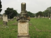 Voortrekker Cemetery East grave  John Carr 1904