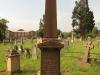 Voortrekker Cemetery East grave  John Harwin 1927