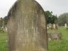 Voortrekker Cemetery East grave  Josiah Cole 1895