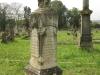 Voortrekker Cemetery East grave  Thomas & Hannah Frankish