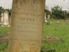 Voortrekker Cemetery East grave Adolphus William Dawes 1864