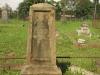 Voortrekker Cemetery East grave  Akerman