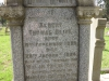 Voortrekker Cemetery East grave  Albert Thomas Oliff 1924