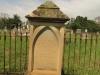 Voortrekker Cemetery East grave  Alfred Kershaw 1918
