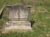 Voortrekker Cemetery East grave Annie (born Stead) 1923  and  Edward Peckam  1953
