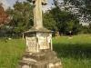 Voortrekker Cemetery East grave Benjamin & Anna Marie Carr