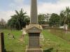 Voortrekker Cemetery East grave Conrad Akerman 1918