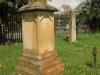 Voortrekker Cemetery East grave  David Slatter  1891 and Eliza Scudamore 1854