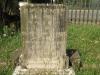 Voortrekker Cemetery East grave  David Wood 1922