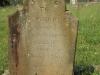 Voortrekker Cemetery East grave Eliza Brittian 1869