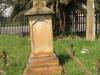 Voortrekker Cemetery East grave Eliza & Francis Scudamore