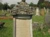 Voortrekker Cemetery East grave Elizebeth Simpson 1975