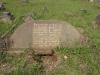 Voortrekker Cemetery East grave Ellen Hodges 1931
