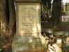 Voortrekker Cemetery East grave Ellen Smith 1869 and Joshua 1895