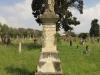 Voortrekker Cemetery East grave  Frederick Puckering Woodhouse 1916