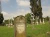 Voortrekker Cemetery East grave H Wardle 1918
