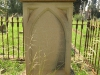 Voortrekker Cemetery East grave  Hershaw 1878