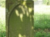 Voortrekker Cemetery East grave John Byrne 1871 and wife Elizebeth