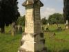 Voortrekker Cemetery East grave  Maria Wetherill 1894