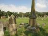 Voortrekker Cemetery East grave  Rev. James Cameron - Weslyan Minister 1875 (1)