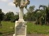 Voortrekker Cemetery East grave  Sgt . Frederick Mapstone at Ladysmith 4 November 1899 - Natal Carbineers