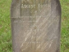 August Rodel - U.M.R - died sickness contracted in Zululand Rebellion