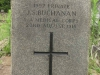 Voortrekker Cemetery - West  - 1997 Pte JS Buchanan - SAMC - 1918
