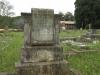 Voortrekker Cemetery West - Grave Major William Knott (1924) & Rachel (1959) & Percy 1914-1918