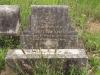 Voortrekker Cemetery West - Grave Sgt Robert B Frenck - 2nd Citizen Battery - Potchefstroom - May 1928