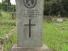 Voortrekker Cemetery - West  - M.T. 3118 - Driver DE Johnston - SASC - 9-7-1919